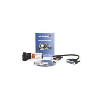 Startech EC1PECPS 1 Port Express Card 34 retail