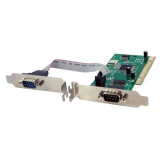 Startech PCI2S950DV 2 Port PCI Low Profile retail