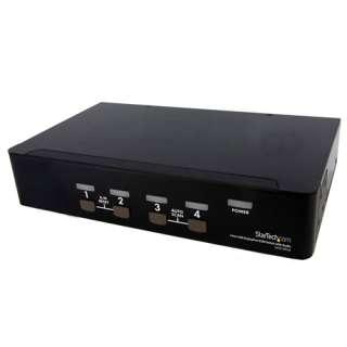 Startech SV431DPUA 4-fach Desktop KVM-Switch
