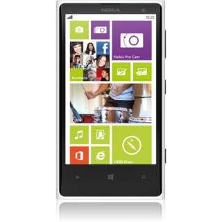 Nokia Lumia 1020 32 GB weiß