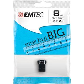 8 GB EMTEC S200 schwarz USB 2.0