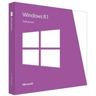 Microsoft Windows 8.1 64 Bit Deutsch OEM