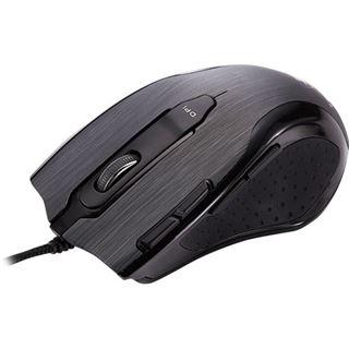 Tesoro Shrike H2L USB schwarz (kabelgebunden)