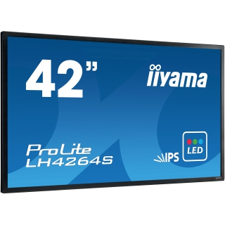 """42"""" (106,68cm) iiyama ProLite LH4264S schwarz 1920x1080"""