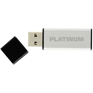 128 GB Platinum HighSpeed ALU silber USB 2.0