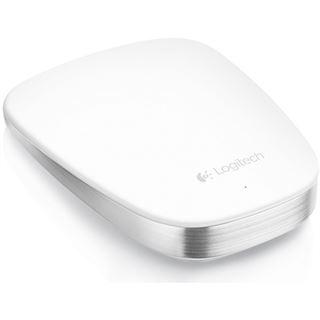 Logitech Ultrathin Touch Mouse T631 for Mac USB weiß/silber