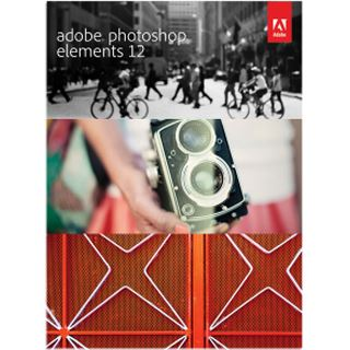 Adobe Photoshop Elements 12.0 32/64 Bit Deutsch Grafik Vollversion
