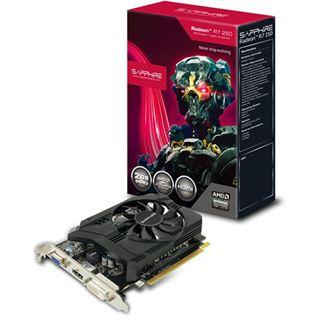 2GB Sapphire Radeon R7 250 Aktiv PCIe 3.0 x16 (Lite Retail)