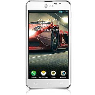 LG Electronics Optimus F5 LTE 8 GB weiß