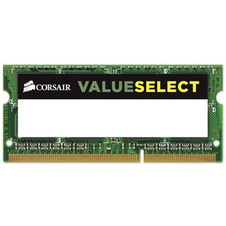 8GB Corsair ValueSelect DDR3L-1333 SO-DIMM CL9 Single