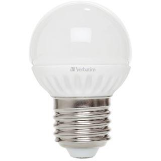 Verbatim LED Mini Globe Matt E27 A+