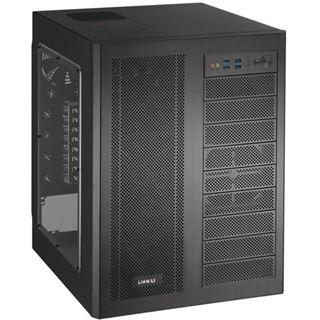 Lian Li PC-D600WB mit Sichtfenster Big Tower ohne Netzteil schwarz