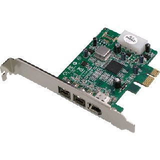 Dawicontrol DC-FW800 3 Port PCI retail