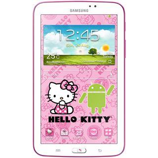 "7.0"" (17,78cm) Samsung Galaxy Tab 3 7.0 T2100 Hello Kitty"