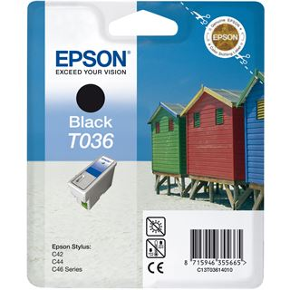 Epson T036 Tinte schwarz