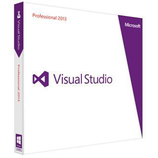Microsoft Visual Studio 2013 Professional 32/64 Bit Deutsch