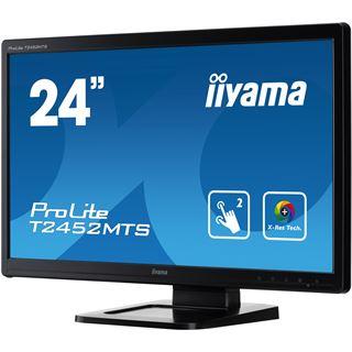 "23,6"" (59,94cm) iiyama ProLite T2452MTS-B3 Touch schwarz"