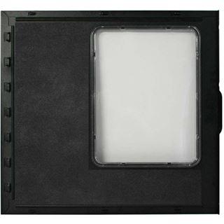 Nanoxia schwarzes Seitenteil mit Fenster für Deep Silence 1