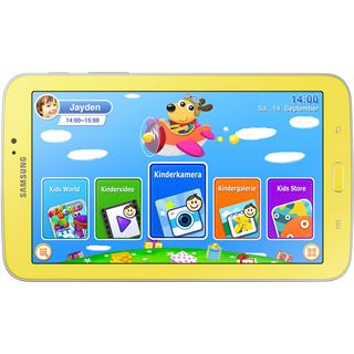 "7.0"" (17,78cm) Samsung Galaxy Tab 3 Kids T2105B WiFi/Bluetooth"