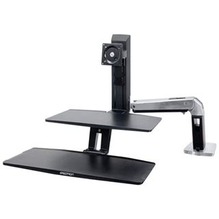 Ergotron 24-391-026 Tischhalterung für Monitor/Tastatur/Maus