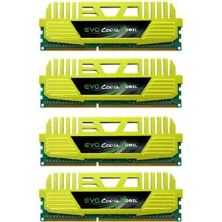 16GB GeIL EVO Corsa DDR3-2400 DIMM CL11 Quad Kit