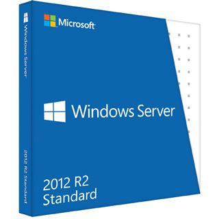 Microsoft Windows Server 2012 R2 Standard 64 Bit Französisch