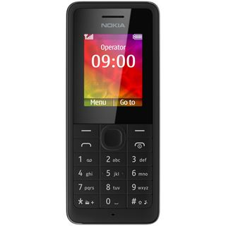 Nokia 106 schwarz