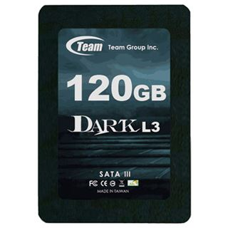 "120GB TeamGroup Dark L3 2.5"" (6.4cm) SATA 6Gb/s MLC (T253L3120GMC101)"