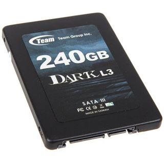 "240GB TeamGroup Dark L3 2.5"" (6.4cm) SATA 6Gb/s MLC"