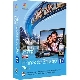 Corel Pinnacle Studio 17.0 Plus 32/64 Bit Multilingual Videosoftware