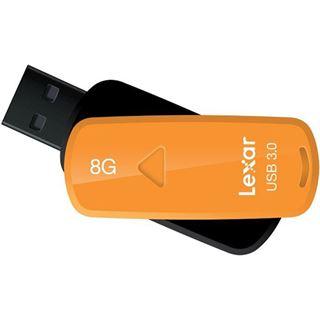 8 GB Crucial JumpDrive S33 orange USB 3.0