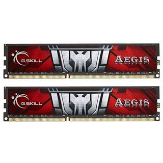 8GB G.Skill Aegis DDR3-1600 DIMM CL11 Dual Kit