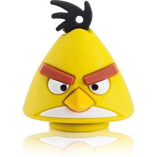 8 GB EMTEC Angry Birds A102 Yellow Bird Figur USB 2.0