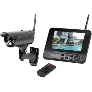 Technaxx Security Cam Set TX-I6 Wireless Outdoor