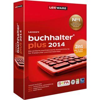Lexware Buchhalter Plus 2014 32/64 Bit Deutsch Buchhaltungssoftware