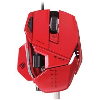 Mad Catz Cyborg R.A.T 7 USB rot (kabelgebunden)