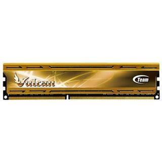 4GB TeamGroup Vulcan Series Gold bulk DDR3-1600 DIMM CL9 Single