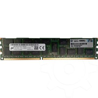 16GB HP 713985-B21 DDR3L-1600 regECC DIMM CL11 Single