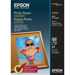 Epson Fotopapier 29.7x21 cm (50 Blatt)