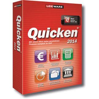 Lexware Quicken 2014 - Vorteilsedition Deutsch Finanzen Vollversion