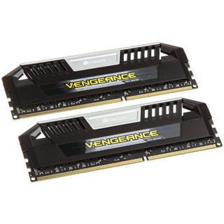 8GB Corsair Vengeance Pro schwarz DDR3-2400 DIMM CL11 Dual Kit
