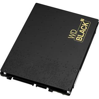 """1000GB + 120GB SSD WD Black² WD1001X06XDTL 512MB 2.5"""""""