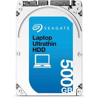 "500GB Seagate Laptop Ultrathin HDD ST500LT032 16MB 2.5"" (6.4cm)"