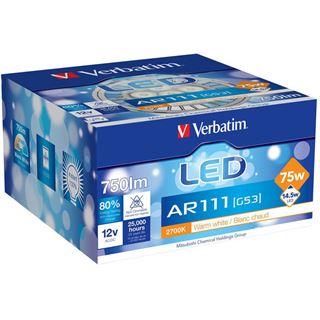 Verbatim LED AR111 14,5W 2700K Klar G53 A