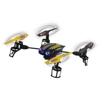 Jamara Quadrocopter Drohne JAM 4 Kanal Quadrocopter 2,4 GHz m.Cam