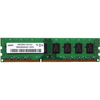 4GB takeMS TMS4GB364F081-139 DDR3-1333 DIMM CL8 Single