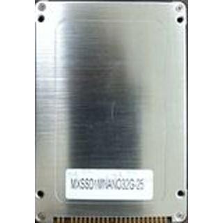 """256GB Mach Xtreme Technology MX-Nano 2.5"""" (6.4cm) IDE 44-pin MLC"""