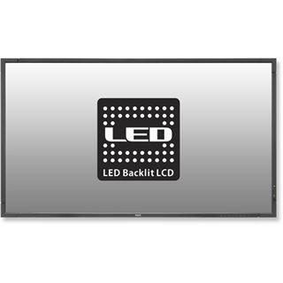"55"" (139,70cm) NEC MultiSync X551S 60003057 schwarz 1920x1080 HDMI/1xComposite/VGA/DVI/DisplayPort/seriell"