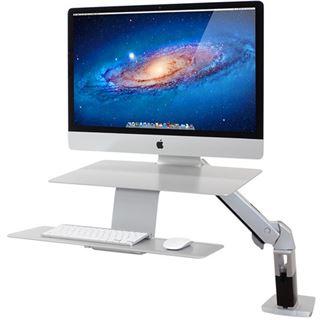 Ergotron 24-414-227 Tischhalterung für Monitor/Tastatur/Maus