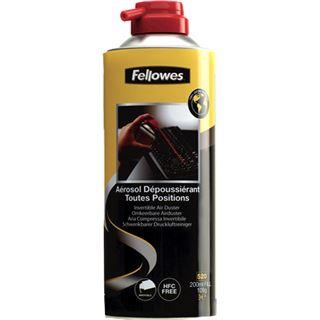 (€2,13*/100ml) Fellowes GmbH Universal Druckluftreiniger 200ml Spraydose (9974805)